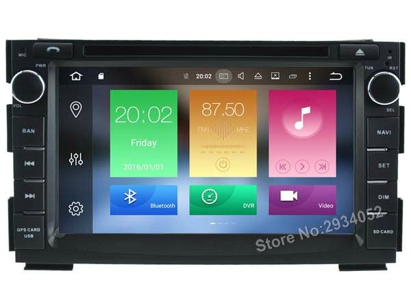 FOR KIA VENGA CEED 2010-2012 Android 8.0 Car DVD player Octa-Core(8Core) 4G RAM 1080P 32GB ROM WIFI gps head device unit stereo