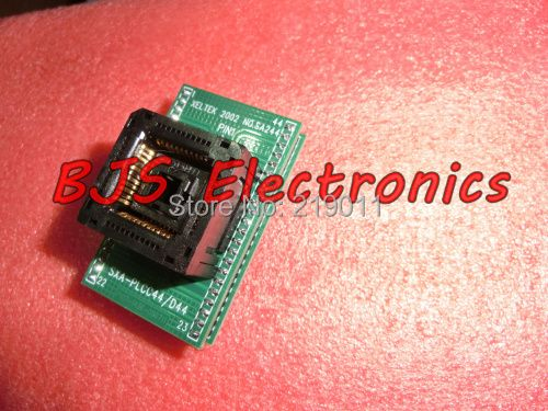 Chip Programmer Socket PLCC44 to dip44 adapter high quality