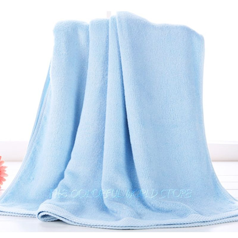Baby kids bath towel bamboo fiber Baby Bathrobe/Solid color Baby Towel/ Kids bath robe/infant beach towels/washcloth 90*90cm