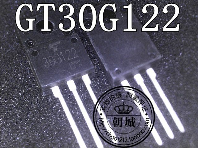 GT30G122 30G122 TO-220F  integrated circuit