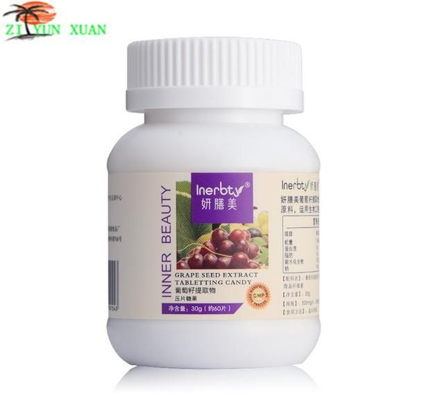GRAPE SEED EXTRACT TABLETTING CANDY