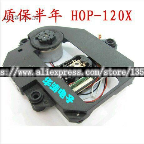 1pcs/lot HOP-120X with a frame moving EVD DVD laser head laser head