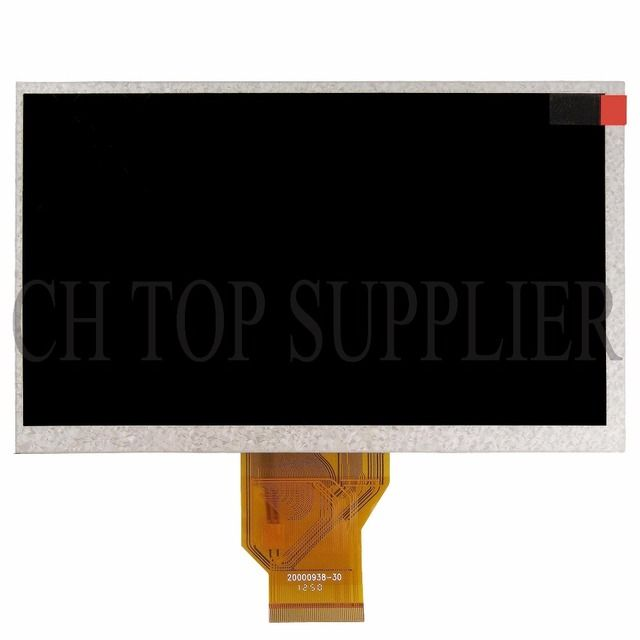 "9"" AT090TN10 20000938-00 LCD Screen panel Display for Tablet pc GPS MP4 MP5"