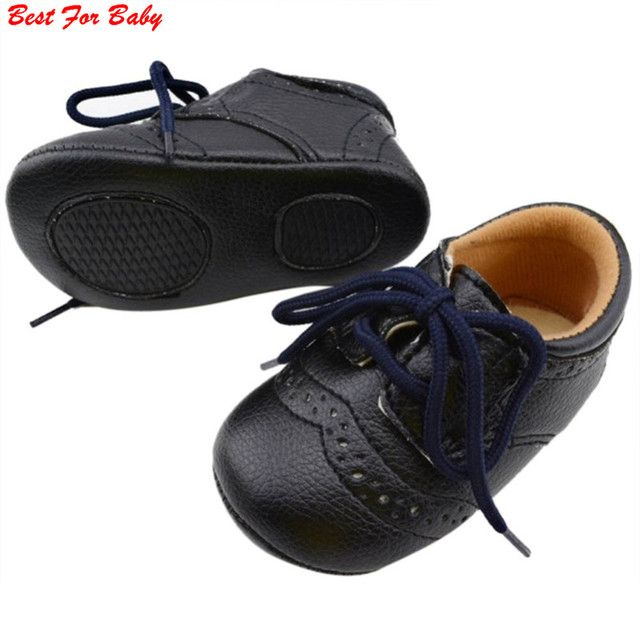 Leather Baby First Walkers Antislip First Walkers Genius Infant Shoes Free &Drop shipping