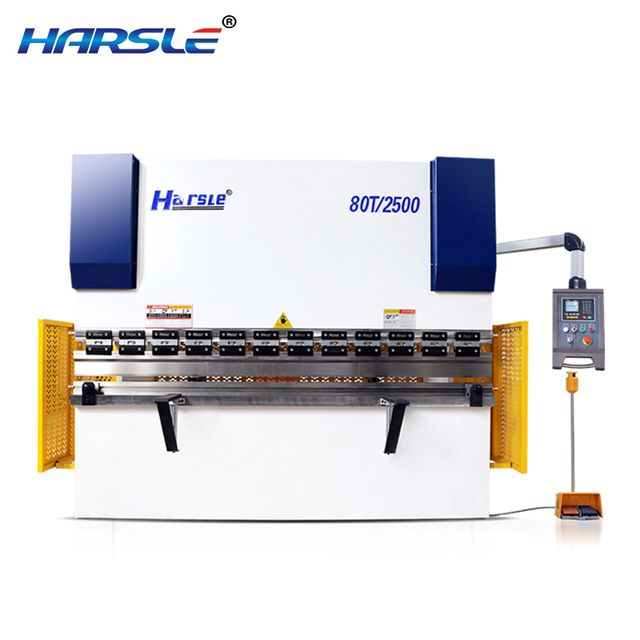 CNC Press Brake Machinery Iron Plate Stainless Steel Bending Machine Hydraulic Press Brake Bender