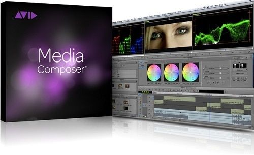 Avid Media Composer 8.4 for win+mac include Training video