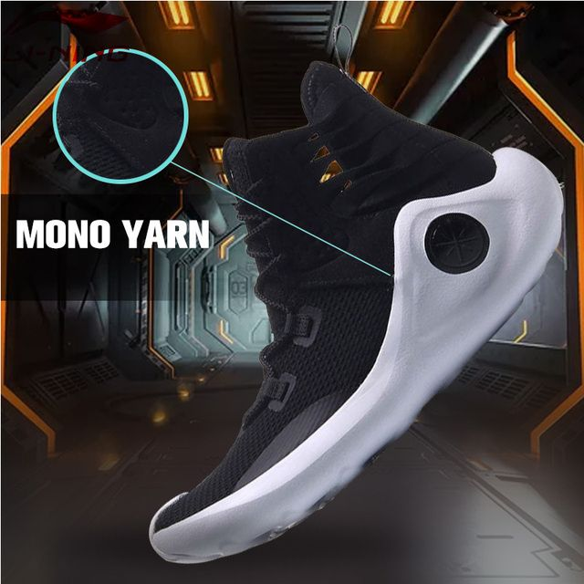 Li-Ning Men INFITINITE Wade Series Basketball Culture Shoes Mono Yarn Breathable Sneakers LiNing Sport Shoes ABCM103 XYL126