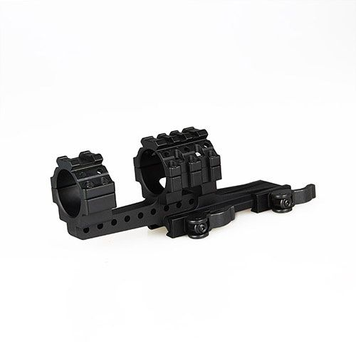 Tactical 30mm offset QD Mount Scope Mount Fits for 11mm Rail CL24-0126