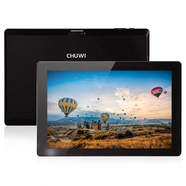 "Chuwi Hi10 10.1"" Windows10&Android 5.1 Tablet Intel Cherry Trail Z8350 4GB+64GB Quad Core 1920*1200 1.44GHz Ultrabook Tablets PC"