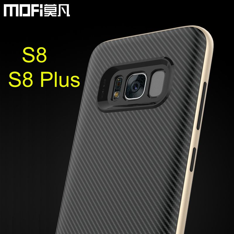 s8 case for Samsung s8 cover silicone Mofi 5.8 inch original funda s 8 cover sds for Galaxy S8 plus 6.2 inch s8 plus cases