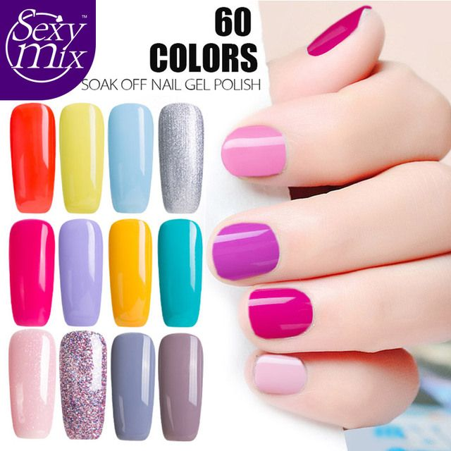 2017 Newest 9ML Fashion UV Nail Gel Gorgeous Nude Pink Color Nail Gel Polish Varnish Semi Permanent Long Lasting Led Nail Polish