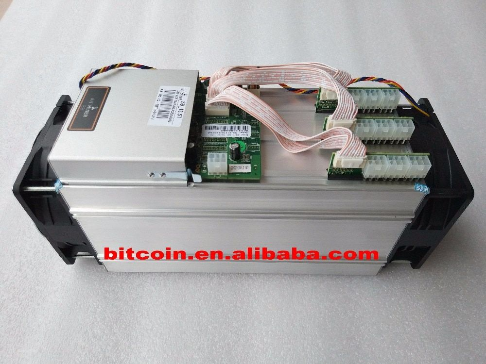 2017 AntMiner S9 13.5TH/s ,13500GH/s Bitmain Asic Miner, Bitcon Miner,16nm BTC Mining,Power Consumption 1350w,SHA256,BM1387 chip