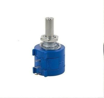 3590S-2-103L 10K Ohm Rotary Wirewound Precision Potentiometer Pot 10 Turn