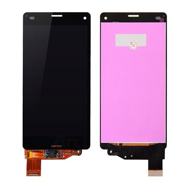 100% No Dead Pixel For Sony Xperia Z3 compact Z3 mini D5803 D5833 LCD Display with Touch Screen Digitizer Assembly