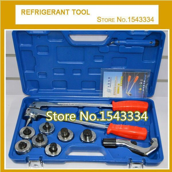 "Refrigerant tool Pipe Expanding Tool CT-100A Range From 3/8"" to 1-1/8"" tube Expander Tool"