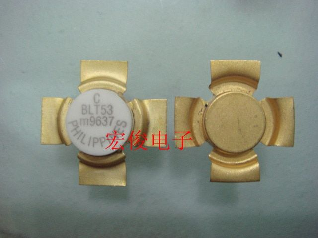 BLT53      UHF power transistor