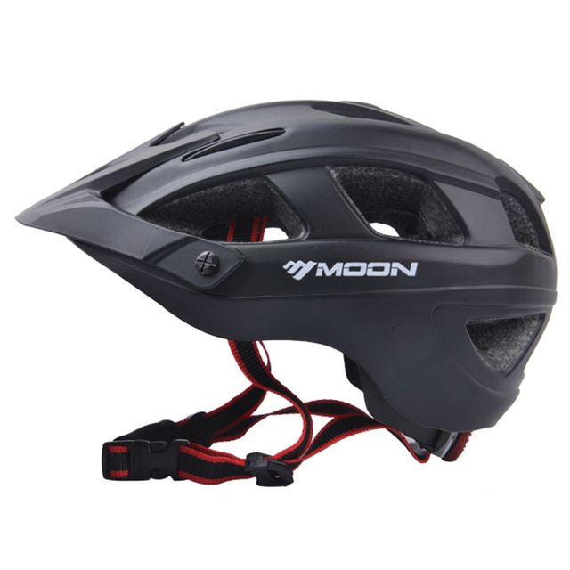 MOON Bicycle Helmet Ultralight Cycling Helmet Casco Ciclismo Integrally-molded Bike Helmet Road Mountain MTB Helmet