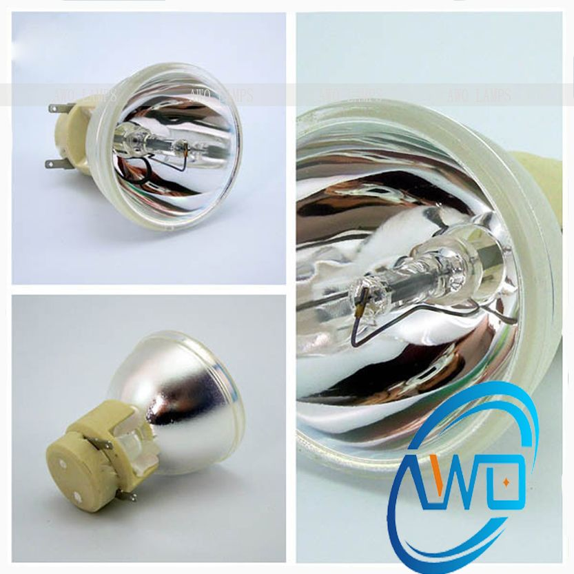 AWO Replacement Projector Bulb SP-LAMP-087 Bare Only for INFOCUS IN120A/IN120STA/IN2120A/IN122A/IN124A/IN124STA/IN126A/IN126STA