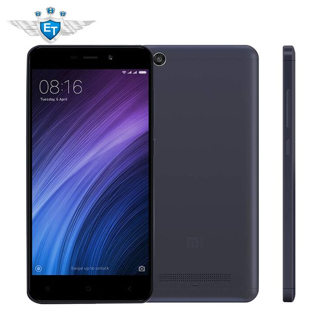 Xiaomi Redmi 4A 32GB Global Version 2GB RAM Smartphone 5.0 Inch Snapdragon 425 Quad Core 13MP Camera 3120 mAh OTA  MIUI 8.5 CE