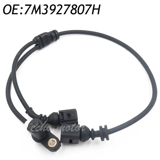 New High Quality Wheel Speed Sensor For Seat VAG VW 7M3927807H YM212B372BB 1112765 ABS Sensor