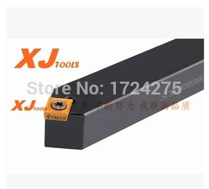 SCMCN1616H09  Toolholder  16*16*100MM CNC turning tool holder, 50 degrees External turning tools, Lathe cutting tools