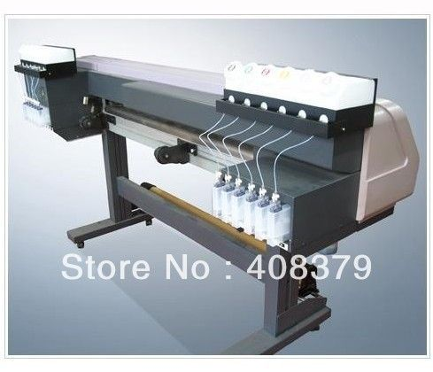 6 color bulk ink system with permanent chip for Roland SJ540 XJ540 XJ640 VP540 XC540 printer (6 tanks+6cartridges+6 chip)