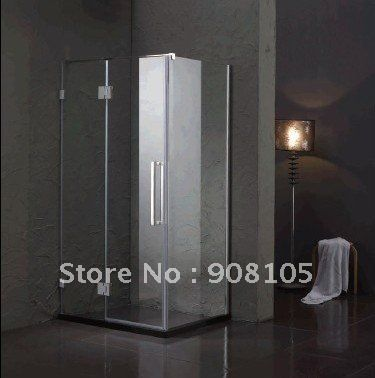 304 stainless steel hinges and handles/8mm toughened glass /bathroom shower rooms /shower cabins/shower enclosures