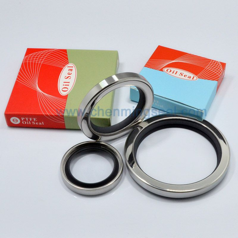 PTFE Oil Seals with Stainless Steel Housing Size & Type Negociated