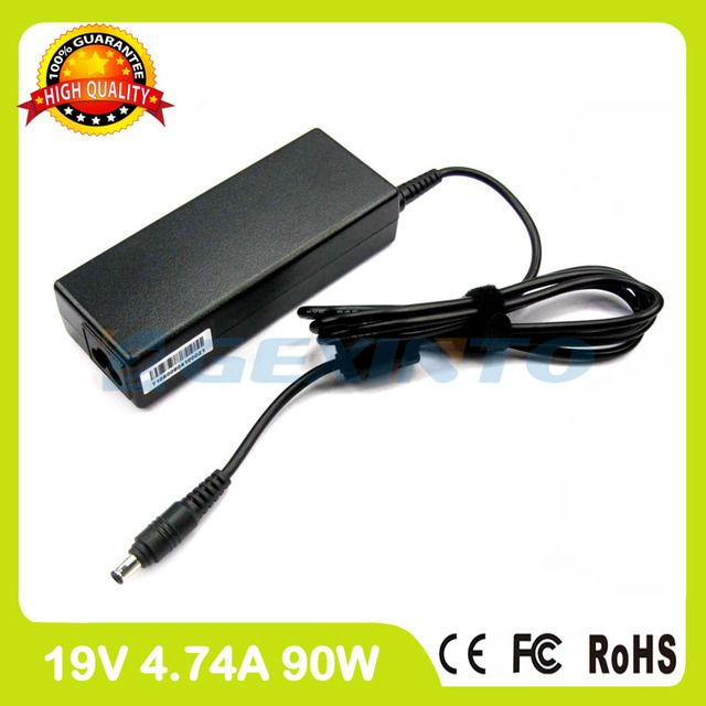 19V 4.74A 90W laptop ac adapter for Samsung ATIV Book 8 Touch 870Z5G 880Z5E E251E E252 E257 E271 E272 E3510 E352 E3520 charger