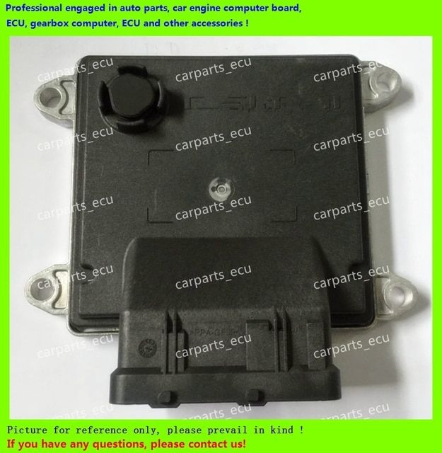 For BYDcar engine computer/ECU/Electronic Control Unit/B6000745/28306162/F3A-3610100D-D4/28340751 MT22