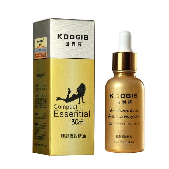 NEW Leg Tighting Essence Serum Natural Body Slimming Firming Essence Oils Thin legs Weight Loss Massage Essential 30ml