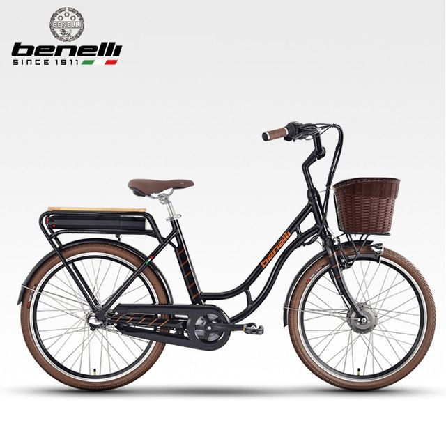 24 I  7 Speed 36V/250W Lithium Battery Vintage Bike, Retro Style Electric Bicycle,  Electric Bike, Elektrikli Bisiklet, Ebike