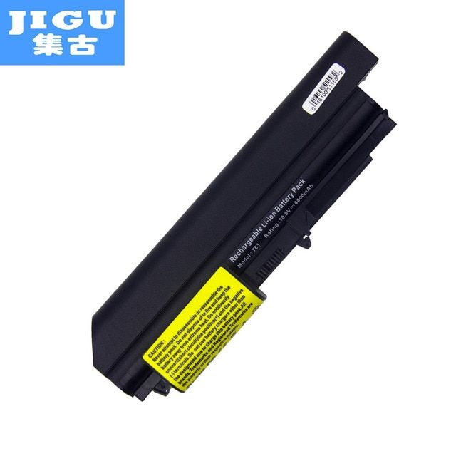 JIGU laptop battery replace FRU 42T5262 ASM 42T5263 for IBM Lenovo T61 Series