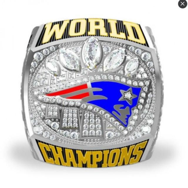 High Quality 2017 the newest 2016 New England Patriots Super Bowl 51th champions Championship Ring  Christmas Gift Free Shipping
