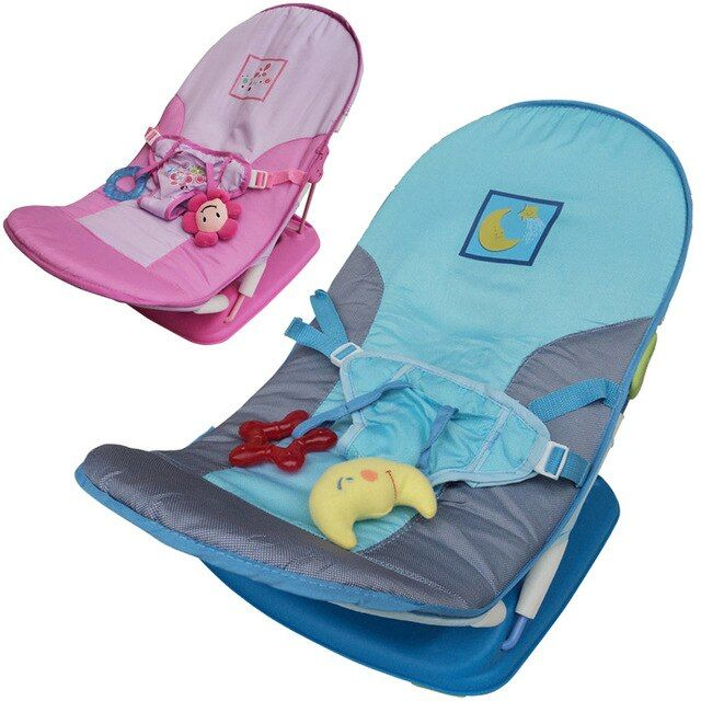 Baby Travel Chair/Casual  foldable Chaise Lounge/baby seat / fold up infant seat with belt and toys baby gift cadeira para bebe