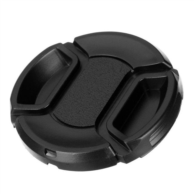 Universal Camera Lens Cap Protection Cover 52/55/58/62/67/72/77/82mm  lens cover provide choose With Anti-lost Rope For DSLR SLR