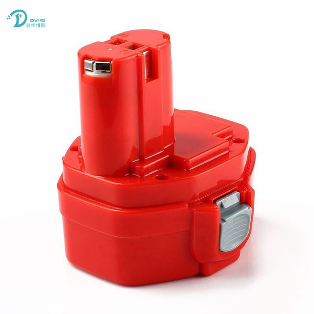 For Makita 14.4V 3000mAh DVISI Ni-MH Power Tools Rechargeable Battery Pack for Makita Cordless Drill PA14 1420 1422 1433 1434