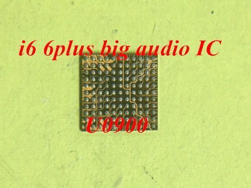 3pcs-30pcs  Original new for Iphone 6 6+ 6plus U0900 338S1201 big audio IC chip
