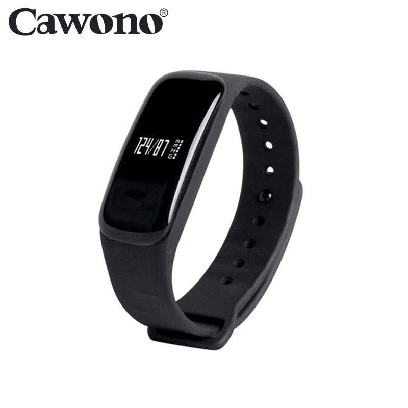 C1 Bluetooth Smart Wristband Smart Bracelet band Heart Rate Monitor Pulse Blood Pressure Smart bracelet for Apple Android Phone