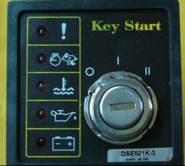 Electronic controller: DSE501K-3