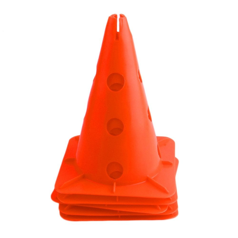 YHX 2016 NEW Football Soccer Roller Cone Training Sport Safety Traffic Marker Cone-Football Soccer Roller 5/10pcs Best Seller