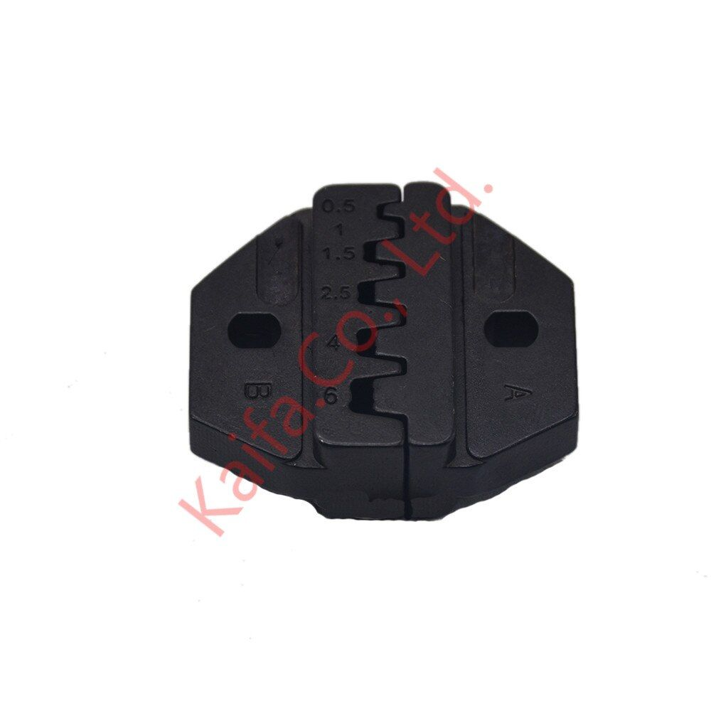HOT sale high quality   Die Sets A06WF For wire-end ferrules 0.5-6.0mm2 20-10AWG