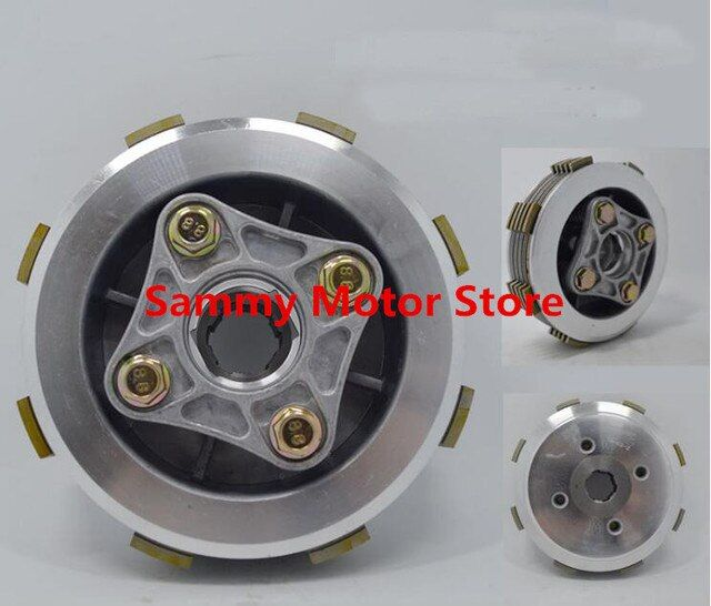 CG125 ZJ125 Hub Motorcycle Clutch Assembly Assy With Clutch Plates