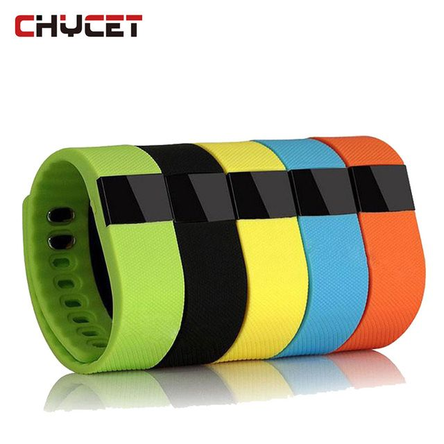 Chycet Smart Wristband TW64 Bluetooth Pedometer Sleep monitor Fitness Tracker Sport Bracelet For iOS/Android Phone PK MI Band