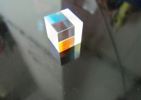 2016 NEW DIY Laser Beam Combine Cube Prims Mirror for 405nm~ 450nm 2W 2000mW 5.5W 445nm Blue Laser Diode