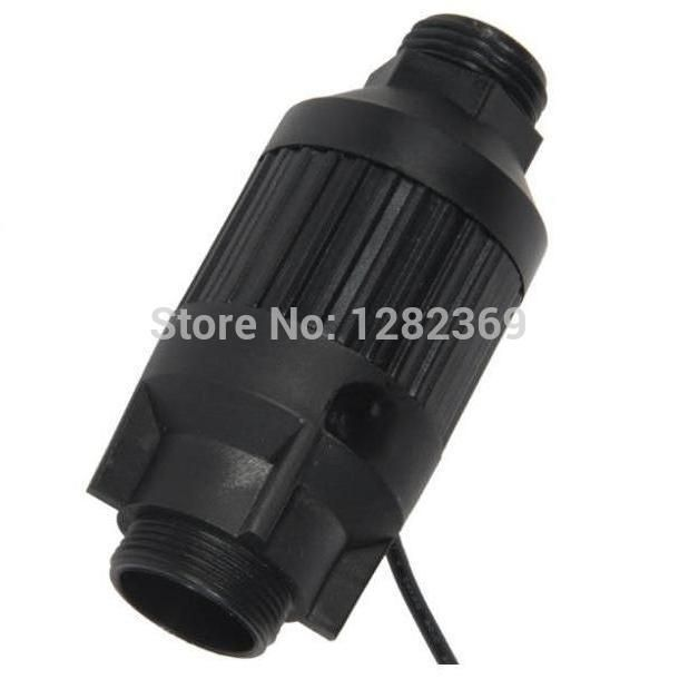 Mini Water Pump DC 12V 18W 960LPH 4.3M Pipe Booster Inline Brushless Small Fountain Aquarium Pumps
