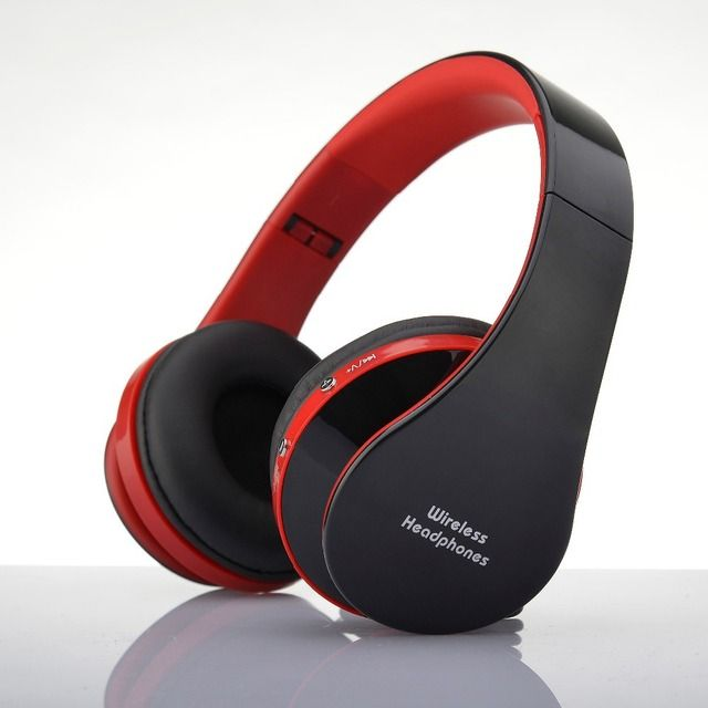 High Fidelity Surround Sound Headphones Wireless Stereo Headsets Bluetooth3.0+EDR Headphone color Headset With Mic EP8252