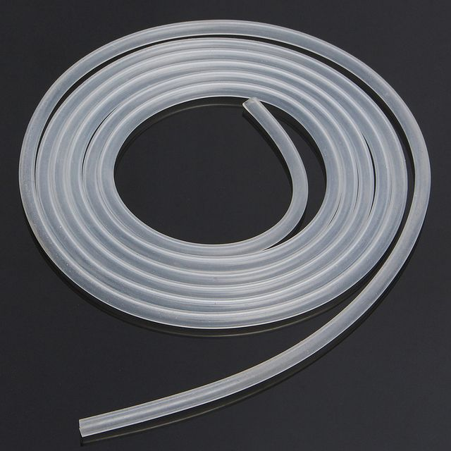 JFBL Hot 2 meter silicone tube silicone tube pressure hose highly flexible 2 * 3mm