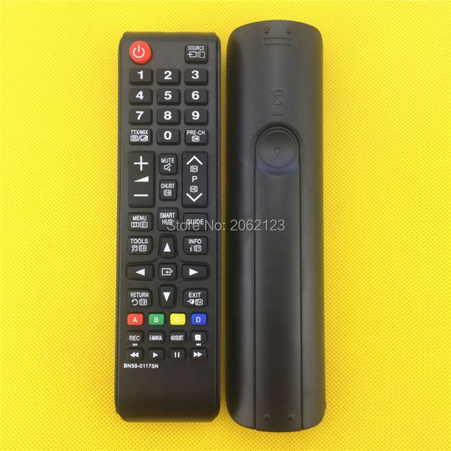 NEW Replacement Remote compatible with LED LCD For Samsung TV BN59-01175N BN59-01175P