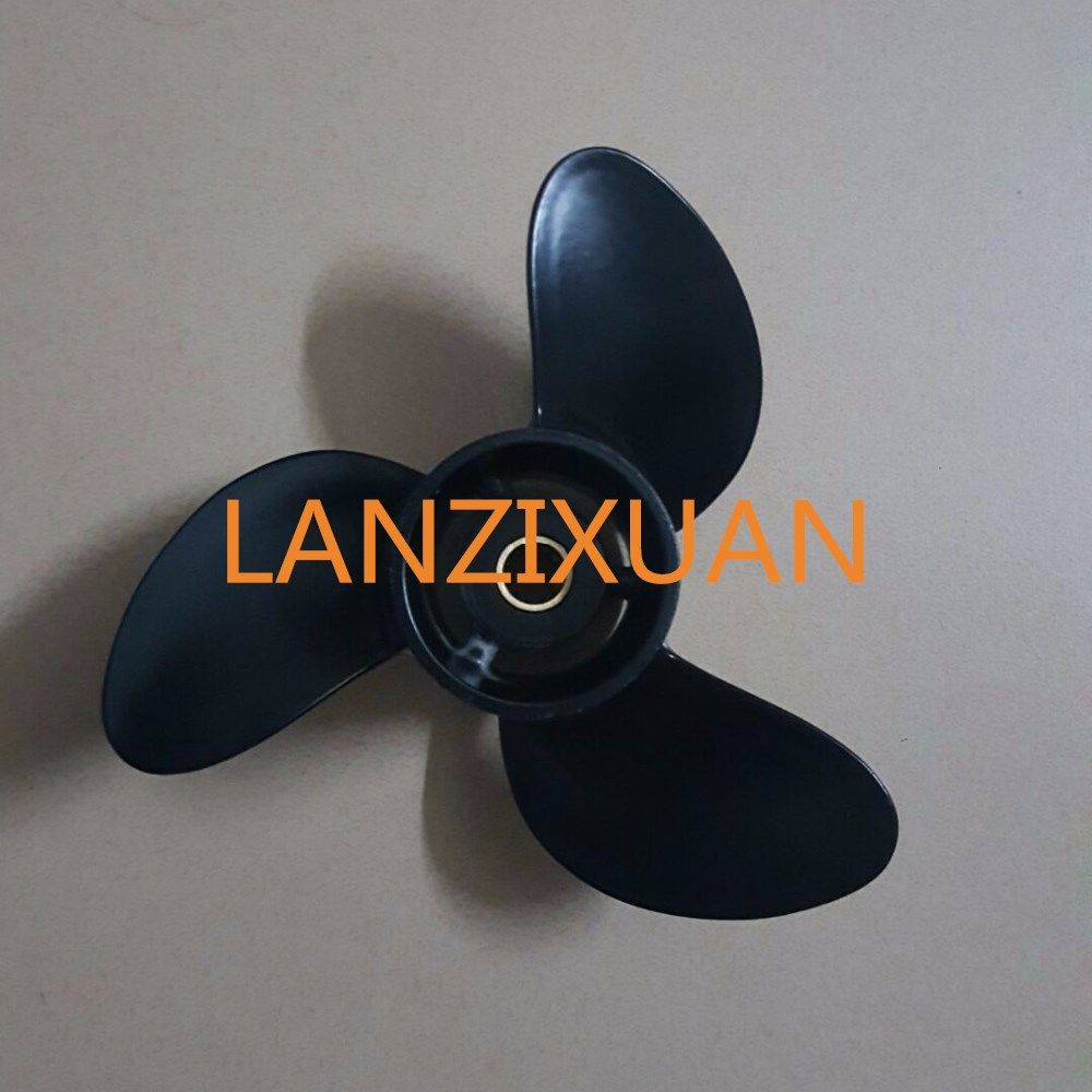 7.8 x 8 For 5HP 6HP tohatsu propeller parsun Outboard Motor Aluminium Propeller Motors 7 tooth spine